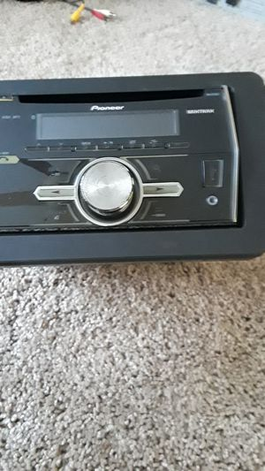 PIONEER mixtrax Bluetooth car radio for Sale in Riverview, FL
