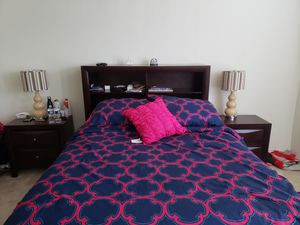 Bedroom Set, Full Size for Sale in Alexandria, VA