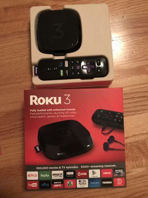 Roku 3 for Sale in San Jose, CA