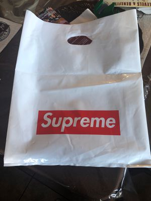 Supreme reusable tote bag for Sale in Tracy, CA