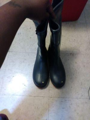 Rubber Steel Toe Work Boots for Sale in Detroit, MI