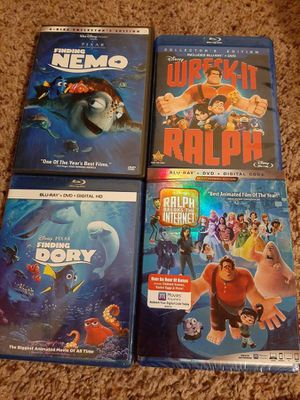 Disney movies 4 for Sale in Springdale, AR