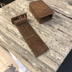 Cribbage board for Sale in Beverly Hills,  CA