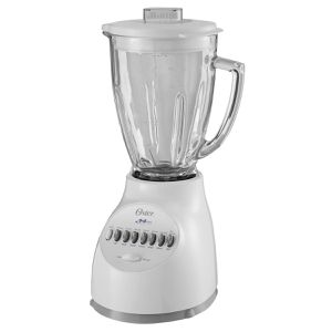 Kitchen appliance white Oster blender glass container for Sale in Brooklyn, NY