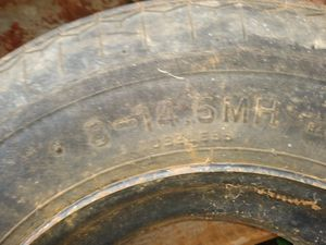 Mobile home tire and rim. for Sale in Dallas, GA