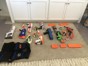 NERF Guns for Sale in Concord, CA