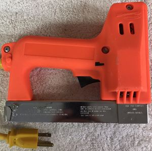 Like New! Arrow ETF50BN Electric Staple + Nailer for Sale in Mound, MN