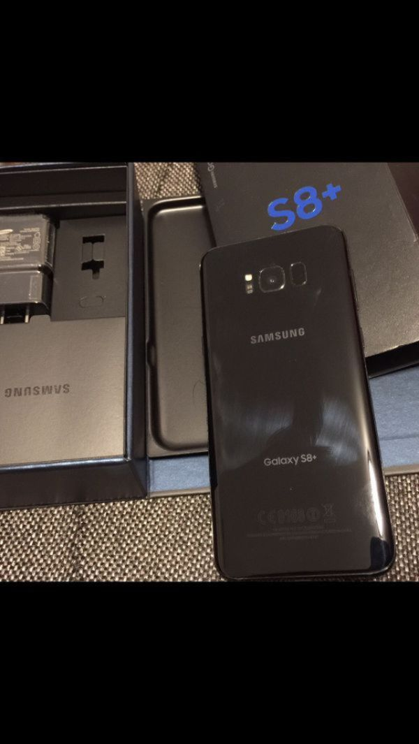 Samsung Galaxy,S8 Plus, 64gb...Factory Unlocked Excellent Condition,(As Like Almost New)