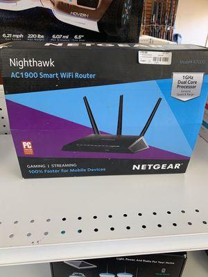 Nighthawk AC1900 Smart WiFi Router for Sale in Mesa, AZ