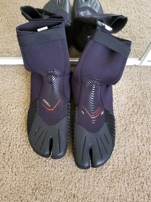 O'Neill wetsuit booties for Sale in Orange, CA