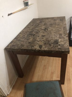 Marble table for Sale in Abilene, TX