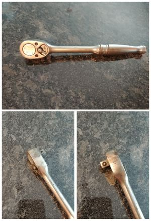 """Snap-on tools 3/8"""" ratchet for Sale in Romeoville, IL"""