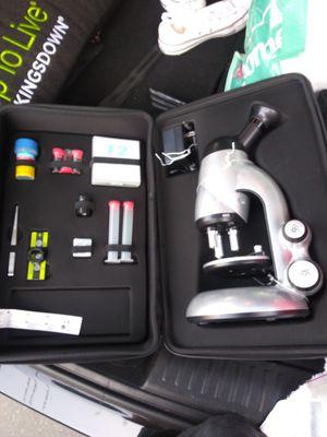 Edu Science Kids Student Microscope Kit 1200x for Sale in Costa Mesa, CA