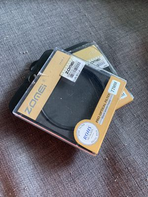 Zomei Star Filter 77mm Pack 4 points + 8 Points for Sale in Miami Beach, FL