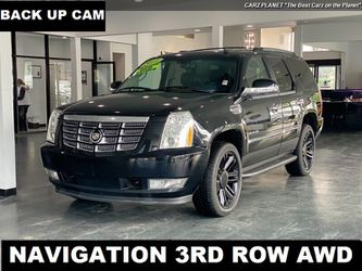 2011 Cadillac Escalade LEATHER DVD AWD SUV CADILLAC ESCALADE NAV 3RD ROW for Sale in Gladstone,  OR