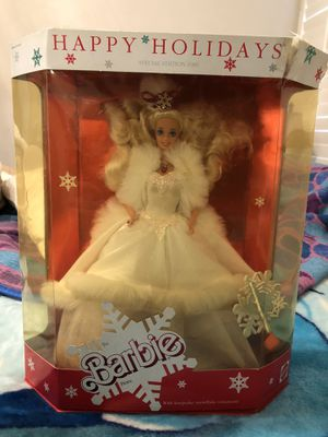 Holiday Barbie 1989 for Sale in Ontario, CA