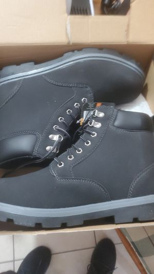 Mens work boots for Sale in Margate, FL