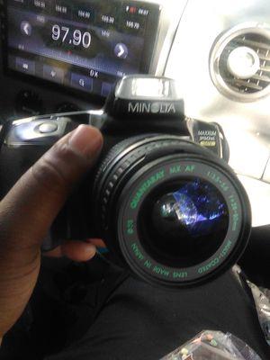 Minolta film camera for Sale in Grand Prairie, TX