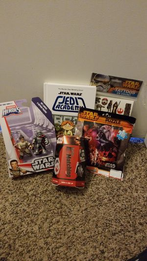 Star wars theme activity set for Sale in Brighton, CO