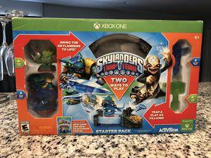 Xbox 1 Skylanders for Sale in Dallas, TX