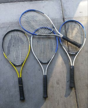 Tennis Rackets for Sale in Stanton, CA