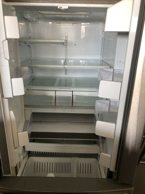 LG 3-door Refrigerator for Sale in Redford Charter Township, MI