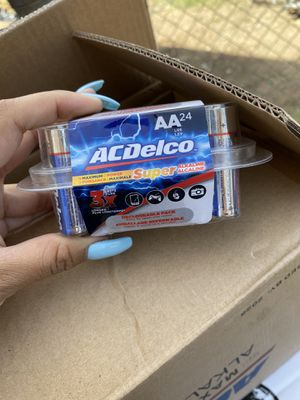 Double A batteries for Sale in Fontana, CA