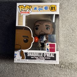Funko Pop Shaquille O'Neal #81 for Sale in Clinton,  MD
