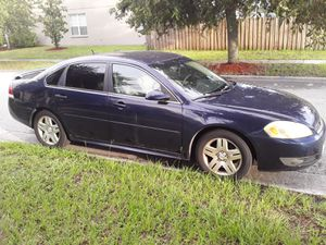2010 Chevy impala for Sale in Land O' Lakes, FL