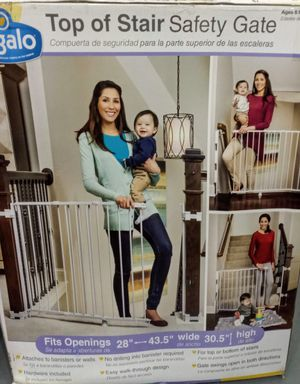 Regalo Baby Safety Gate for Sale in Newton, NC