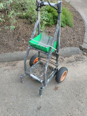 Disc golf cart for Sale in Houston, TX
