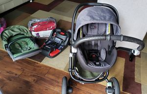 Britax stroller car seat and base. for Sale in Palatine, IL