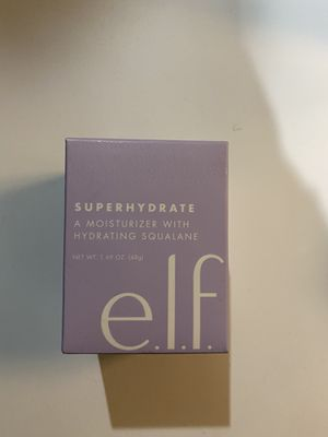 ELF BEAUTY HYDRATING FACE MOISTURIZER for Sale in Corona, CA