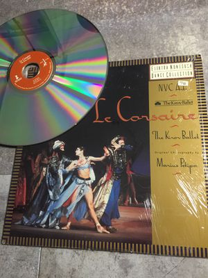 Le Corsaire The Kirov Ballet- NTSC-Extended Play (CLV) for Sale in Poway, CA