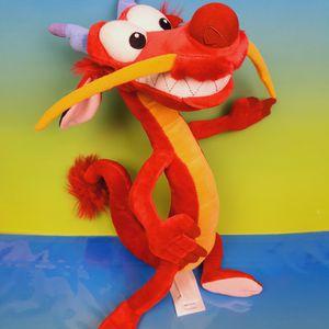 Disney Mulan Dragon Moshu 15 Inch Plush Toy for Sale in Santa Ana, CA