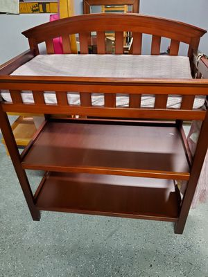 Changing Table & Baby Swing for Sale in Hayward, CA