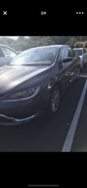 2015 Chrysler 200 Limited for Sale in Springfield, VA