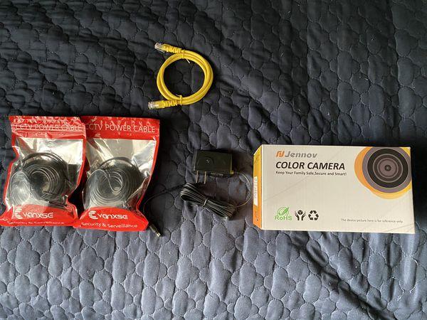 Security Jennov Camera