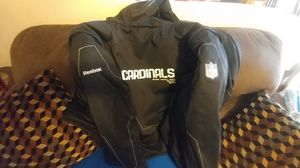 FOOTBALL IS HERE AZ cardinals jacket for Sale in Phoenix, AZ
