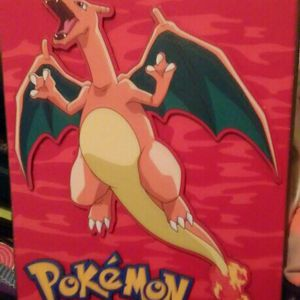 Pokemon Charizard Wooden Poster for Sale in Chicago, IL