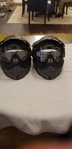 V-Force Paintball helmets for Sale in Webb City, MO