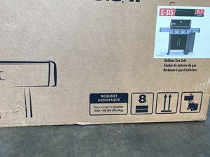 Weber Genesis II E-315 BBQ Grill for Sale in Laurel, MD