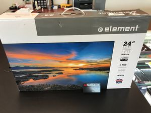Element 24 led monitor for Sale in Lakeland, FL