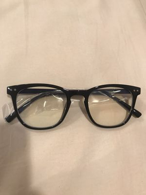 And wood sunglasses, transparent lens for Sale in Murfreesboro, TN