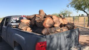 Mesquite wood DELIVERED for Sale in Goodyear, AZ
