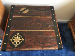 Nautical end table for Sale in Bristow, VA