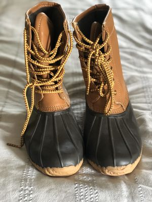New stylish Rain/mud boots for Sale in Jacksonville, FL