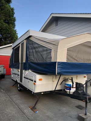 Flagstaff 206ST pop-up camper for Sale in Lacey, WA