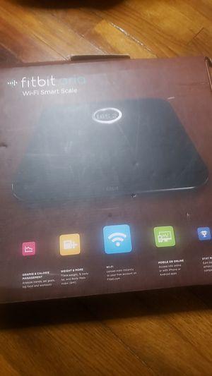 Fitbit aria Wifi Smart Scale for Sale in Detroit, MI