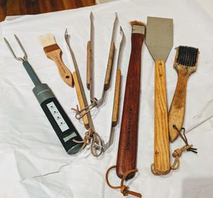 Grill tool set for Sale in Rockville, MD